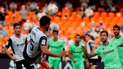 Valencia de Omar Alderete rescata un punto