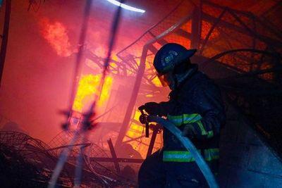 Bombefari, la colecta de los bomberos de Trinidad, comenzará el 4 de octubre