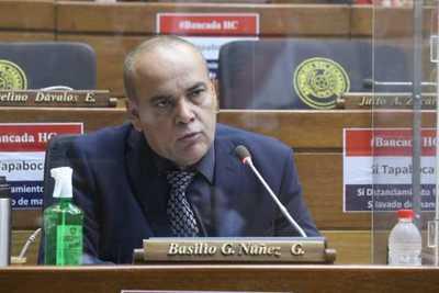 """Diputado Núñez asegura que tratamiento de penas por invasiones tendrá """"celeridad"""" en la Cámara Baja"""