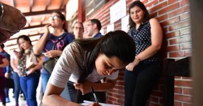 La Nación / Se inician exámenes para cubrir 179 puestos laborales en Itaipú