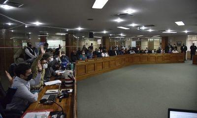 Aumento salarial: Blasco anuncia defensa ante acción judicial del intendente Ojeda