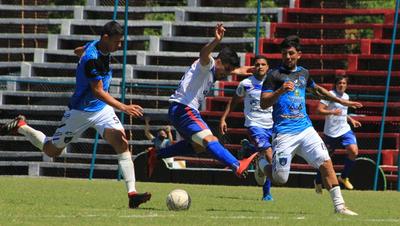 Resumen del partido Atyrá FC 2-1 Independiente CG