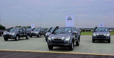 Itaipú está interesada en 150 vehículos