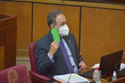 Aduanas: Tras denuncia de supuesta amenaza, piden garantizar seguridad de Arévalo