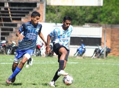 Sub 16: a puro gol se desarrolló la jornada
