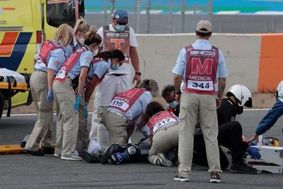 Conmoción en el motociclismo: piloto de 15 años fallece tras grave accidente en una carrera