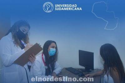 Un médico tiene que ser buena persona, buscar lo mejor para sus pacientes y comprenderles, según Universidad Sudamericana