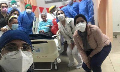 Vale festejar: primer día de pandemia en que no hay muerte por Covid