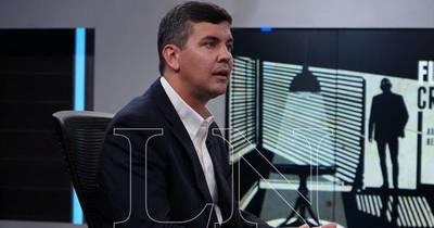 La Nación / Peña espera que Diputados apruebe ley que penaliza invasiones