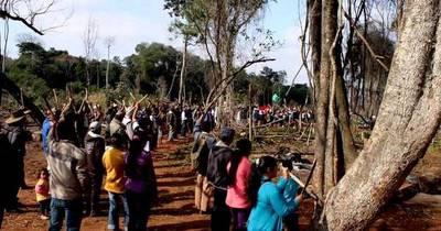 La Nación / Elevar penas a invasores: ARP aguarda sanción lo antes posible