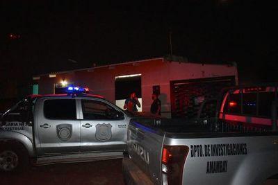 Hallan muerto y con heridas de bala a un brasileño en Pedro Juan Caballero