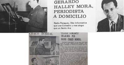 La Nación / La radio en el pasado