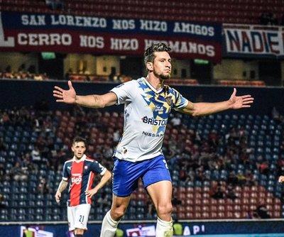 Sportivo Luqueño venció 1-0 a Cerro Porteño.