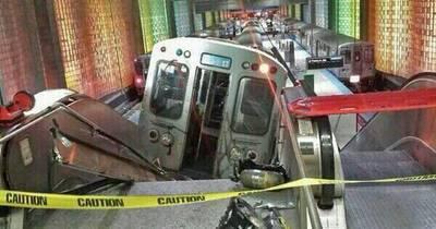 La Nación / Tres muertos y decenas de heridos al descarrilar un tren en EEUU