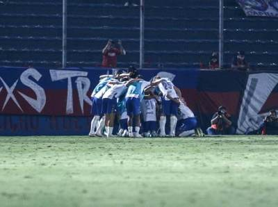 Sportivo Luqueño venció 1-0 a Cerro Porteño en la Nueva Olla