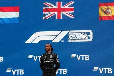 Hamilton: las 100 victorias y otra vez líder del Mundial