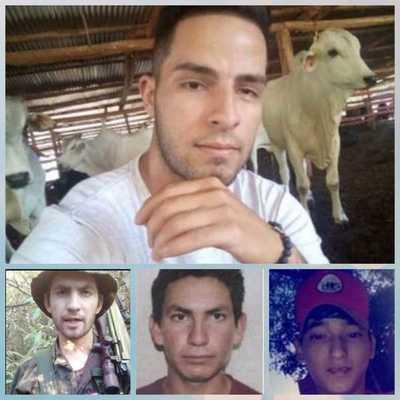 Piden captura de secuestradores de Jorge Ríos