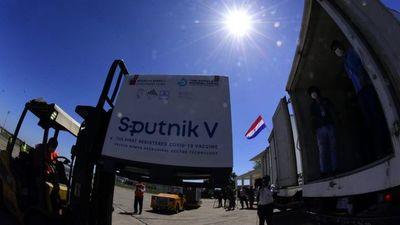 Ministerio de Salud libera lote de segundo componente de las vacunas Sputnik V