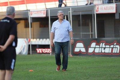 Gutiérrez; la 'rebeldía de los jugadores' y el 'cambio táctico'