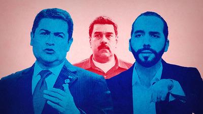 Los vínculos ocultos entre Nayib Bukele y Juan Orlando Hernández regados por el dinero de la dictadura de Maduro