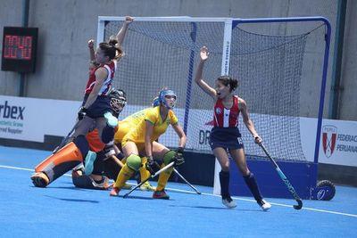 Las Aguará paraguayas vencen a Brasil por 2 a 1