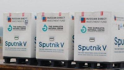 Salud libera lote de Sputnik en cuarentena