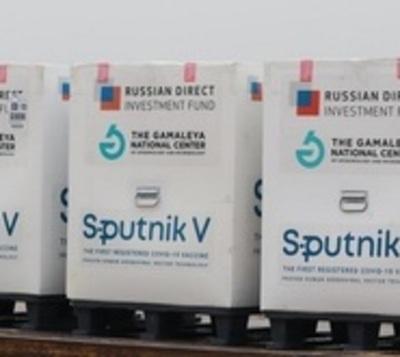 Liberan dosis de Sputnik en cuarentena