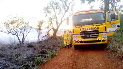 Incendio de gran magnitud afectó unas 20 hectáreas del refugio Tatí Yupí