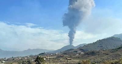 """La Nación / Volcán en Canarias: actividad se reduce """"notablemente"""" en las últimas horas"""