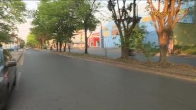 Denuncian robo de vehículo frente a una vivienda en San Lorenzo