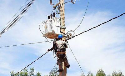 Parte de Fernando de la Mora sufrió cortes de energía eléctrica