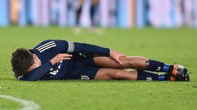 Paulo Dybala, baja en Argentina y no jugará ante Paraguay