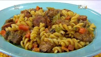 Cocina LMCD: Guiso de vacío asado