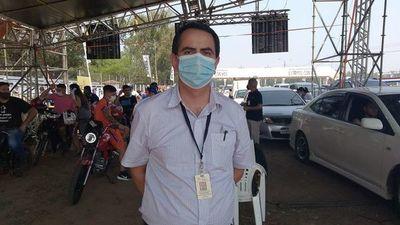 Vacunación con gran afluencia y sin muchas quejas en el Aratiri