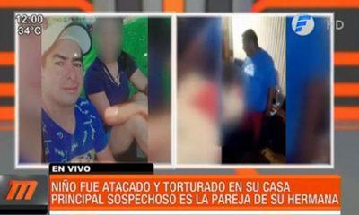 Niño de 12 años fue atacado y torturado en su casa