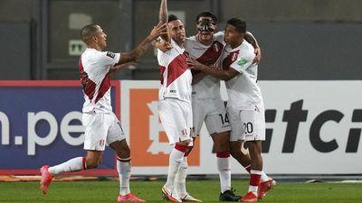 Perú comienza a preparar partidos de eliminatorias