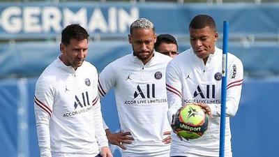 "PSG: ¿Terminó ""la luna de miel"" entre Neymar y Mbappé? – Prensa 5"