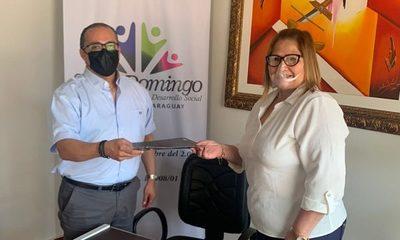 Fundación Santo Domingo firma convenio con el Instituto de Formación Docente del CRECE