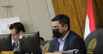 La Nación / Diputados tratará este miércoles el proyecto de ley que tipifica como crimen las invasiones