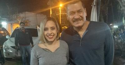 Sauri Ovando, exsoñadora del Canta, compartió escenario con un Ángel Azul