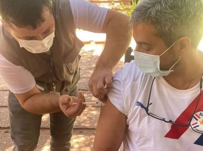 Marito recibió su primera dosis contra el COVID-19 – Diario TNPRESS