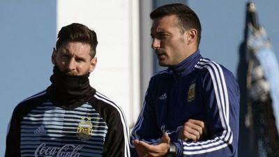 Argentina, sin sorpresas para el combo de eliminatorias