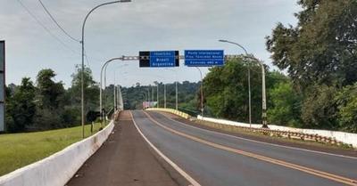 Puerto Iguazú reabre puente con Foz de Yguazú tras 18 meses