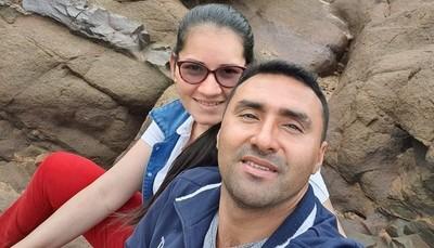 Mujer fue baleada por su concubino durante persecución