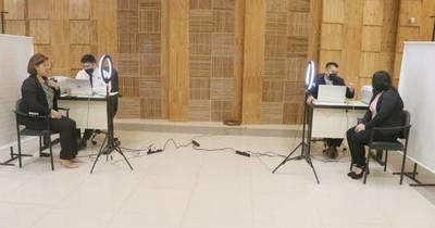 La Nación / En Guairá, 80 auxiliares de justicia renovaron su matrícula de abogado