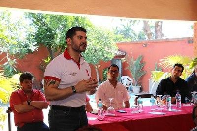 Nenecho Rodríguez destaca logros de su gestión y promete seguir trabajando por los asuncenos