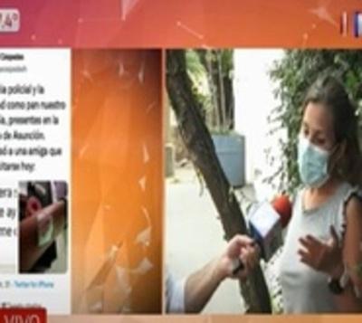 Mujer fue asaltada con suma brutalidad en Costanera Norte