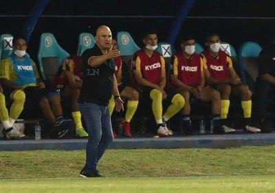 Fernando Jubero: 'El equipo se merecía algo más'