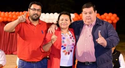 «Unidos más que nunca» dicen colorados en San Ignacio