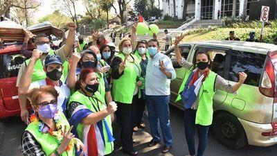Sociedad civil exige  participación en proceso de selección de terna